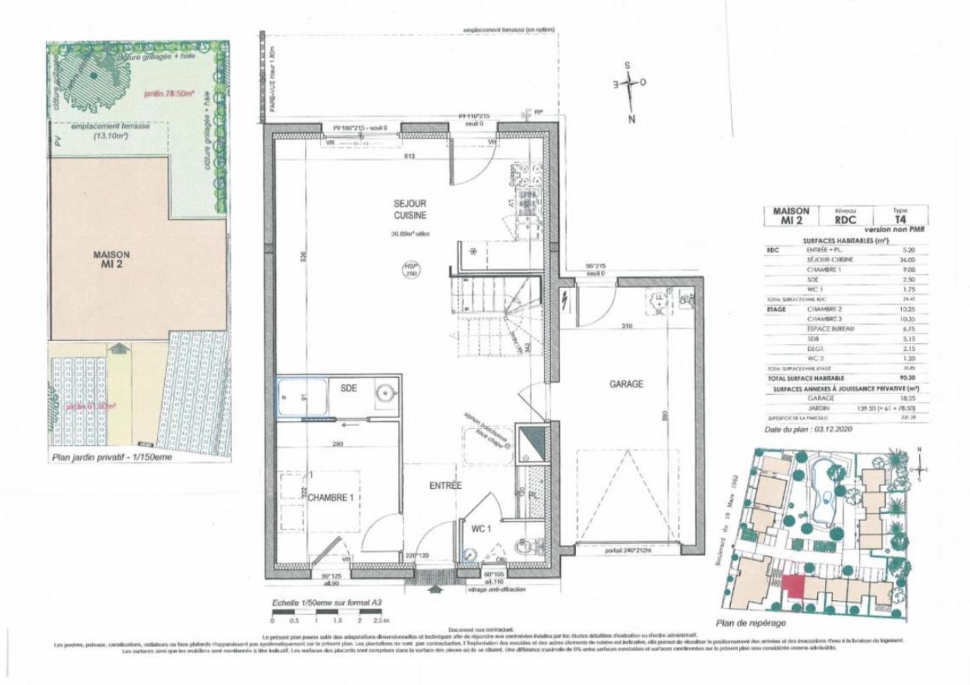 Offres Programmes Neufs Maison Neuve Guerande Hyper Centre 90 M 3 Chambres